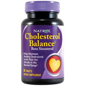 Cholesterol Balance Beta Sitosterol Natural Medicine Center Llc